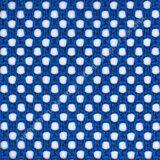 ткань-сетка цвет  синий