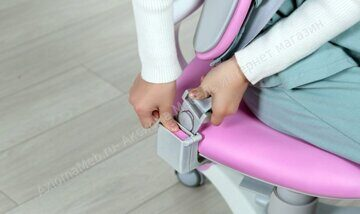 kids study Chair A8 ремень