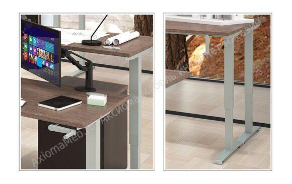 Xten_UP  столы для работы сидя-стоя