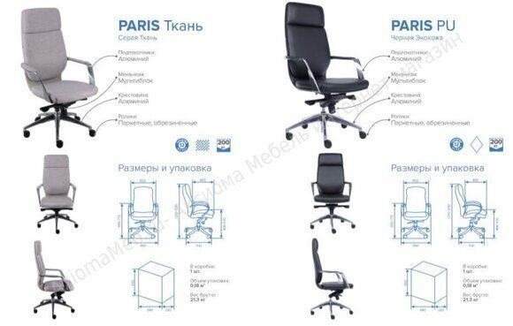 Everprof Paris PU сводная инфо